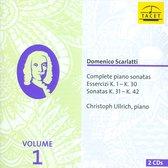 Domenico Scarlatti: Complete Piano Sonatas, Vol. 1