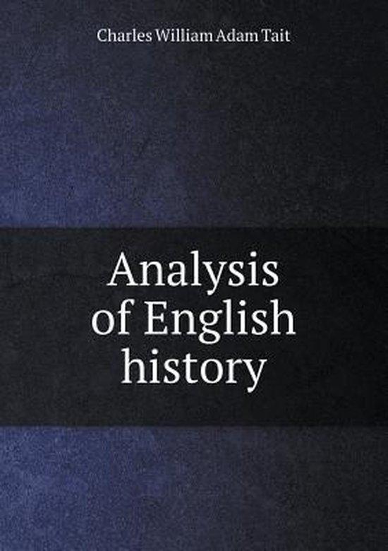Analysis of English History