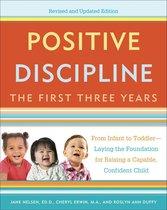 Boek cover Positive Discipline van Jane Nelsen, Ed.D. (Paperback)