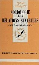 Sociologie des relations sexuelles