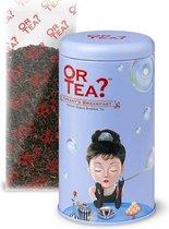 Or Tea? Tiffany's Breakfast zwarte thee losse thee - BIO - 100 gram