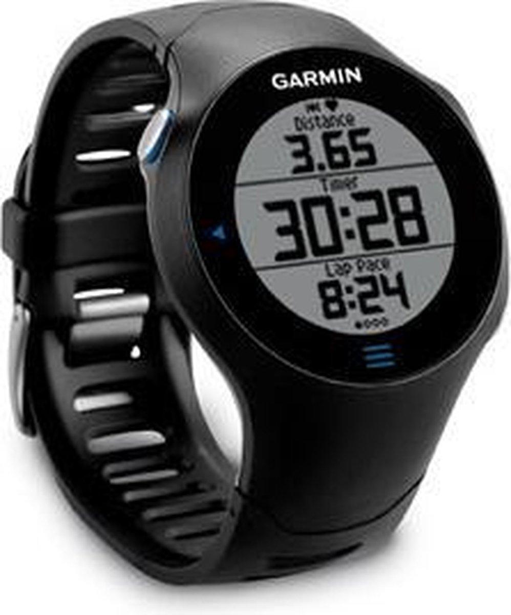 Garmin Forerunner 610 - GPS Sporthorloge - Zwart - Garmin