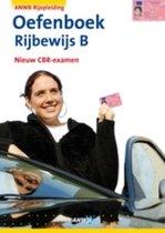 ANWB Rijopleiding Oefenboek Rijbewijs B