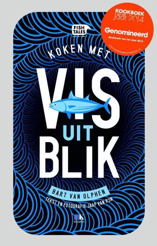 Vis uit Blik - Bart van Olphen |
