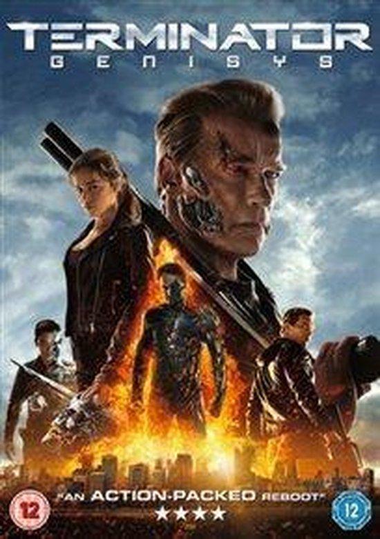Movie - Terminator Genisys
