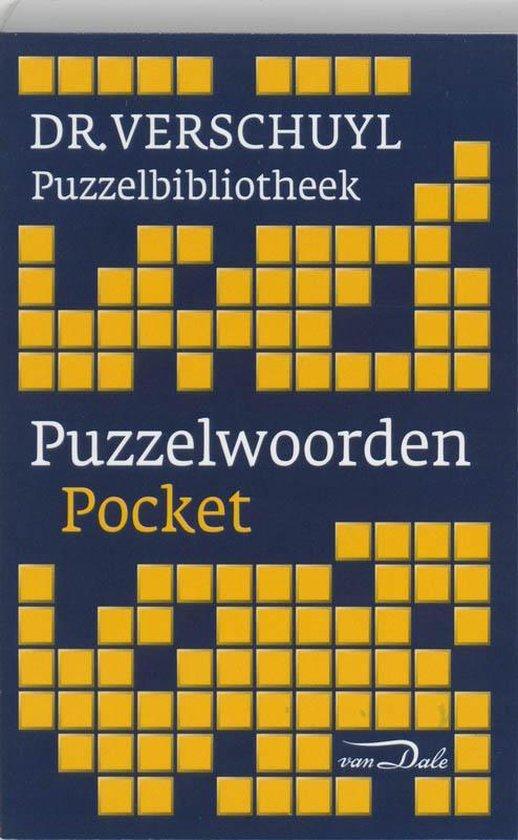 Puzzelwoorden Pocket - ... Verschuyl |