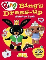 Bing's Dress-Up Sticker book (Bing)