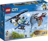 LEGO City Luchtpolitie Drone-achtervolging - 60207