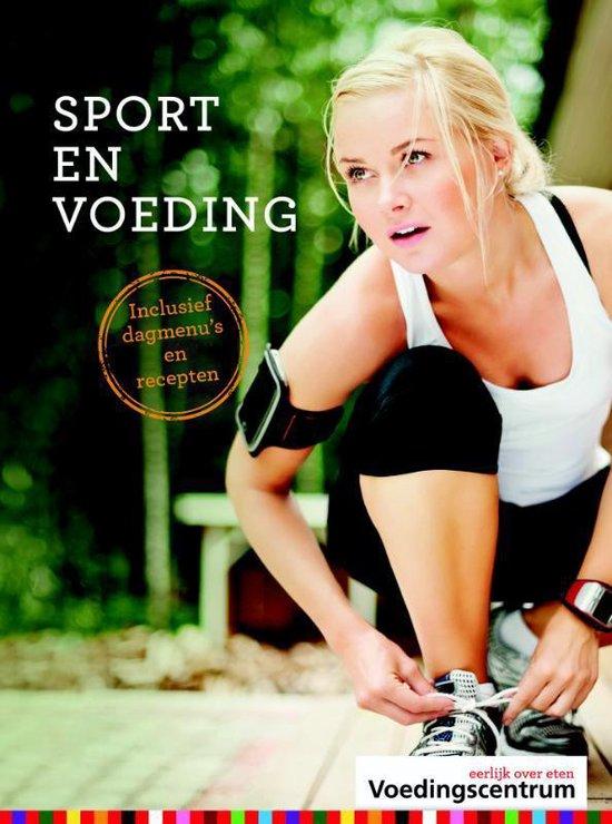 Boek cover Sport en voeding van  (Hardcover)
