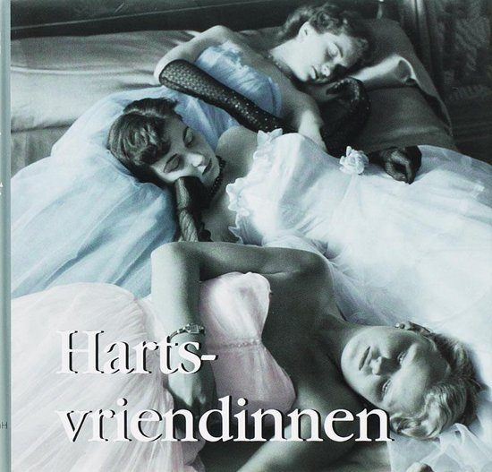 Cover van het boek 'Hartsvriendinnen' van H. Getty