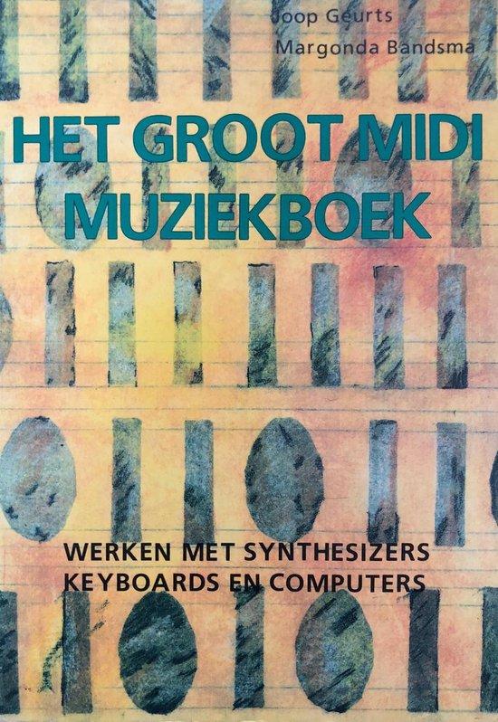Het Groot MIDI Muziekboek - Brandsma |