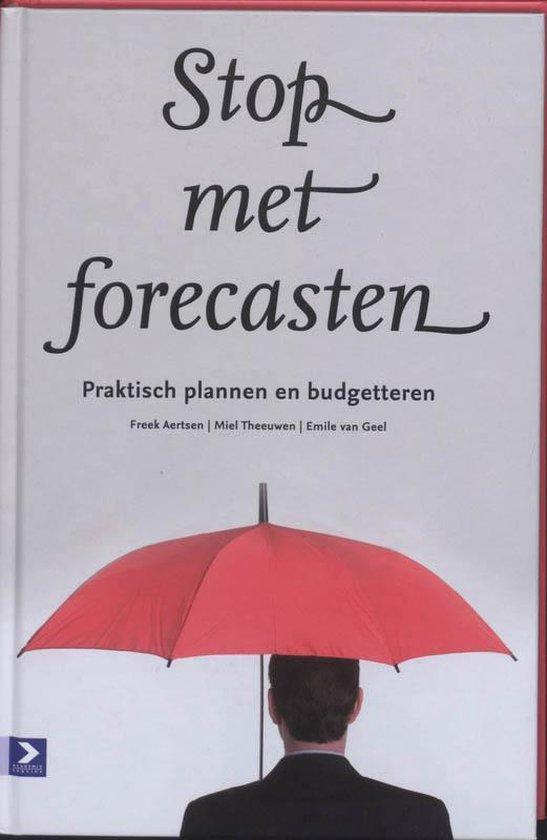 Stop Met Forecasten - Freek Aertsen | Fthsonline.com