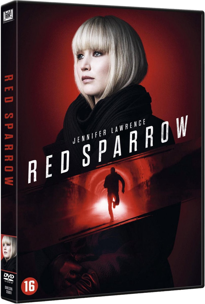 bol.com | Red Sparrow (Dvd), Jennifer Lawrence