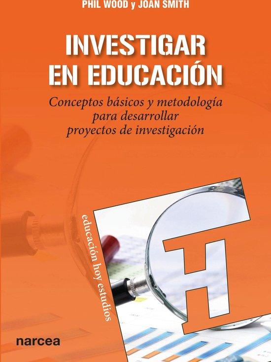 Investigar en educacion