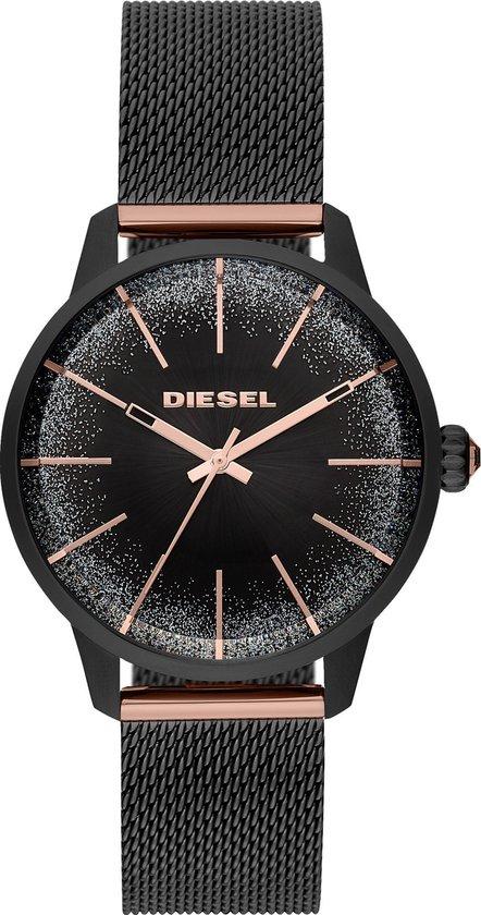 Diesel Zwart Vrouwen Horloge DZ5577