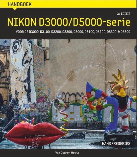 Handboek Nikon D3000/5000-serie