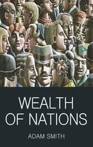 Boek cover Wealth of Nations van Adam Smith (Paperback)