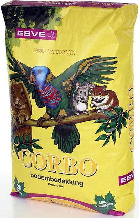 Corbo Natuurlijke Bodembedekking - 25 L - Corbo