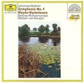 Brahms: Symphonie No. 1; Haydn-Variationen