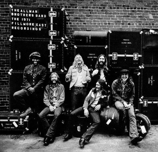 The 1971 Fillmore East Rec