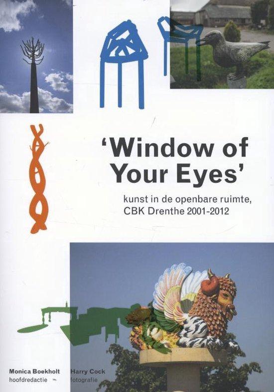 Window of your eyes - Monica Boekholt pdf epub