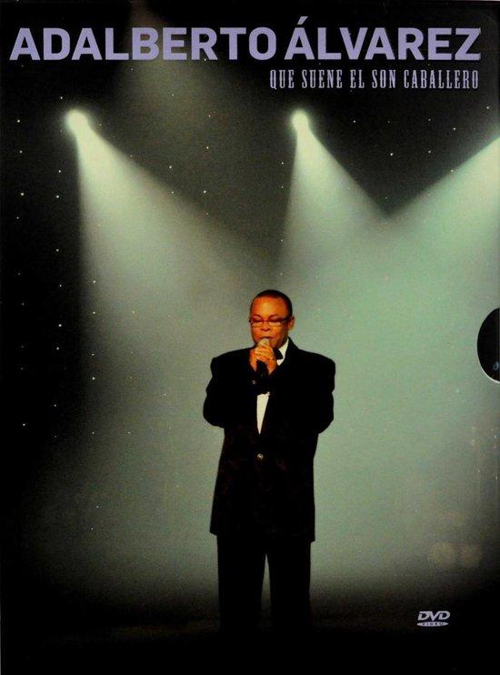 Cover van de film 'Adalberto Alvarez - Que Suene El Caballero'