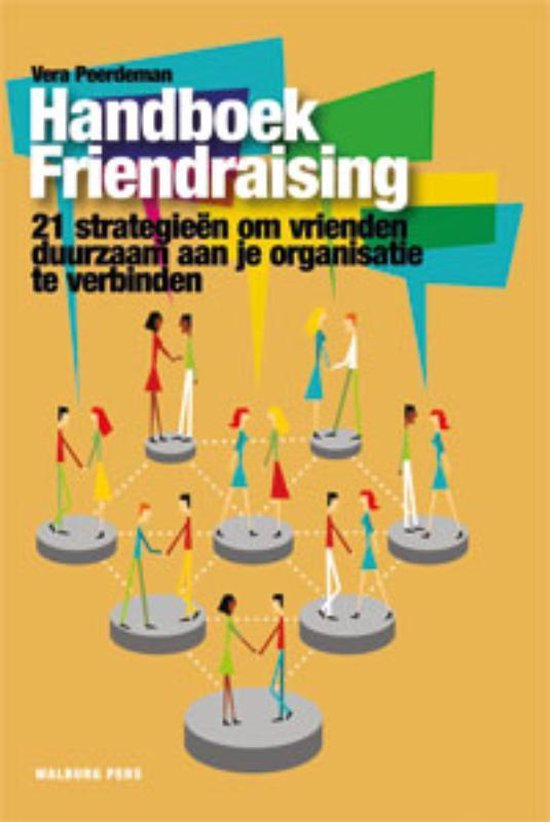 Handboek friendraising - Vera Peerdeman  