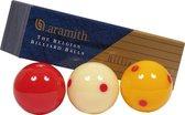 Biljart ballen set Aramith 52.4mm Pro cup