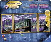 Ravensburger schilderen op nummer Skyline van New York
