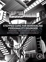 Boek cover Stepped Care for Borderline Personality Disorder van Joel Paris