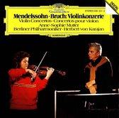 Bruch; Mendelssohn: Violin Concertos / Mutter, Karajan