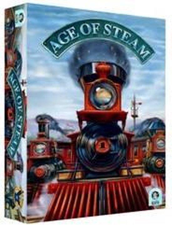 Age Of Steam bordspel Nederlands