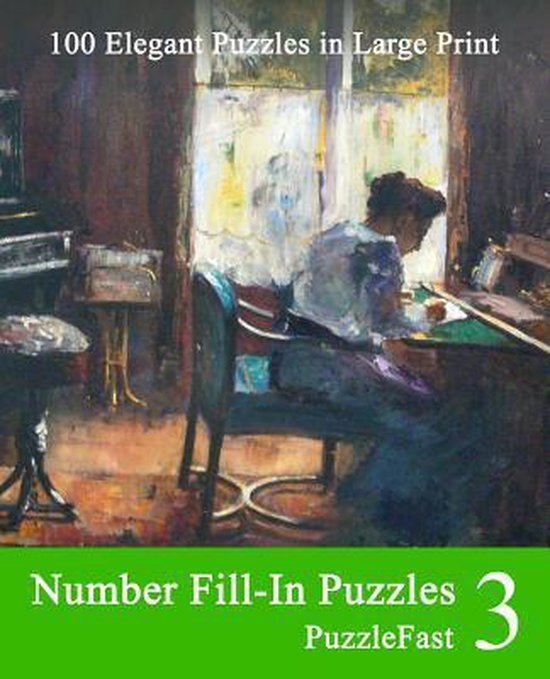 Number Fill-In Puzzles 3