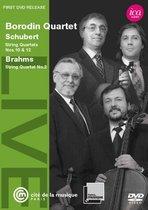 Borodin Quartet - Plays Schubert & Brahms
