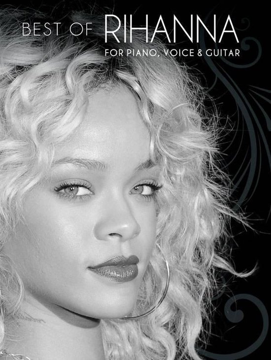 Boek cover Best of Rihanna van  (Paperback)