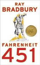 Boek cover Fahrenheit 451 van Ray Bradbury (Paperback)