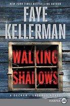 Walking Shadows [Large Print]