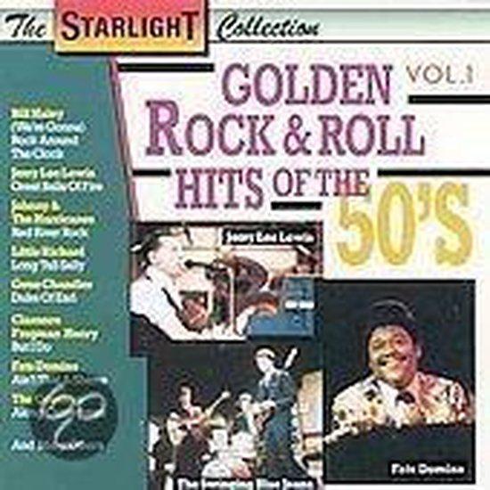 Golden R&r Hits 50's Vol. 1