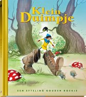 Boek cover Klein Duimpje van