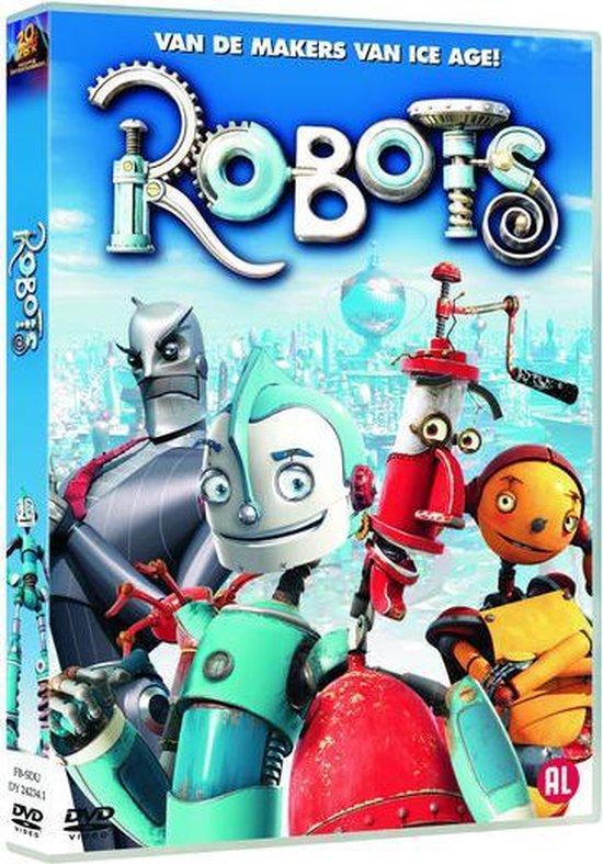 Cover van de film 'Robots'