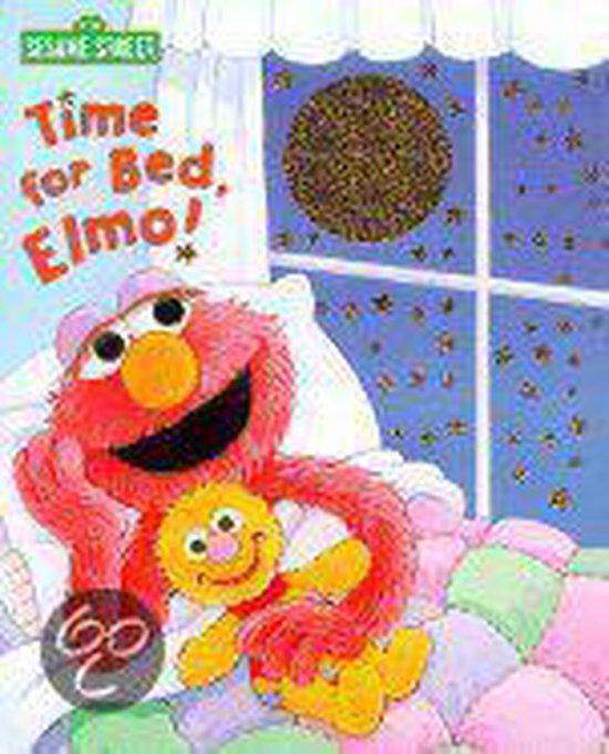 Boek cover Time for Bed, Elmo! van Sarah Albee (Hardcover)