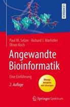 Omslag Angewandte Bioinformatik