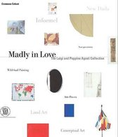 Boek cover Madly in Love van Germano Celant