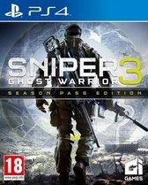 Sniper Ghost Warrior 3 Season Pass Edition (PS4)