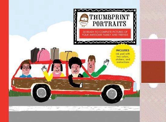 Small Object Thumbprint Portraits