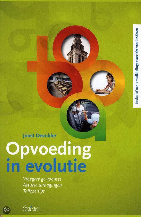 Opvoeding In Evolutie