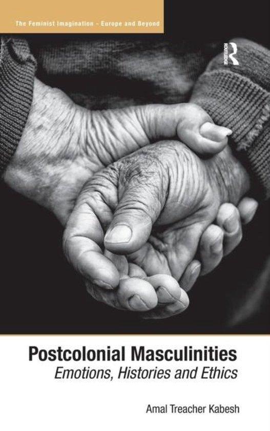 Boek cover Postcolonial Masculinities van Amal Treacher Kabesh (Hardcover)