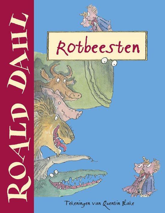 Rotbeesten - Roald Dahl |