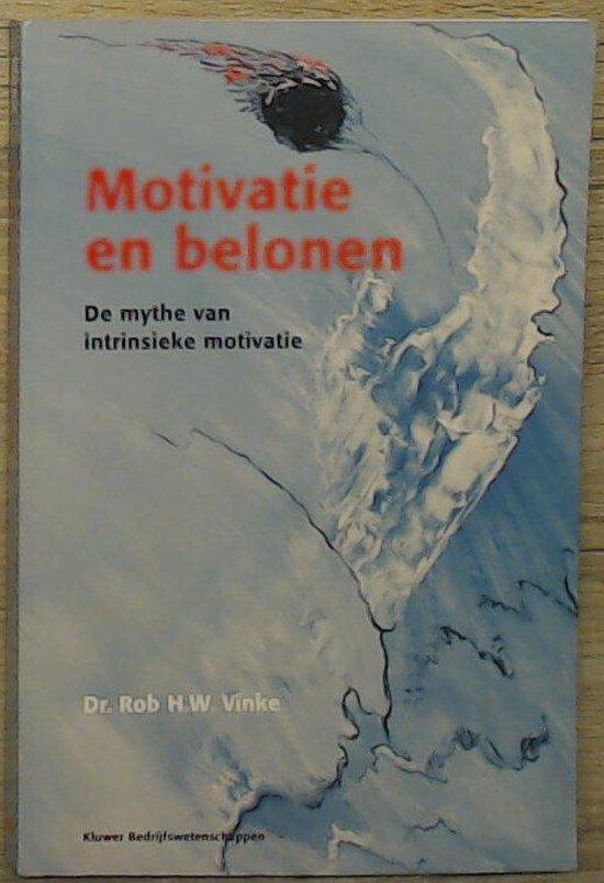 Motivatie en belonen - R. Vinke pdf epub