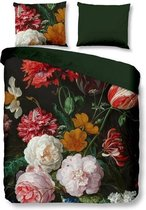 Snoozing Rozen - Dekbedovertrek - Lits-jumeaux - 240x200/220 cm + 2 kussenslopen 60x70 cm - Multi kleur